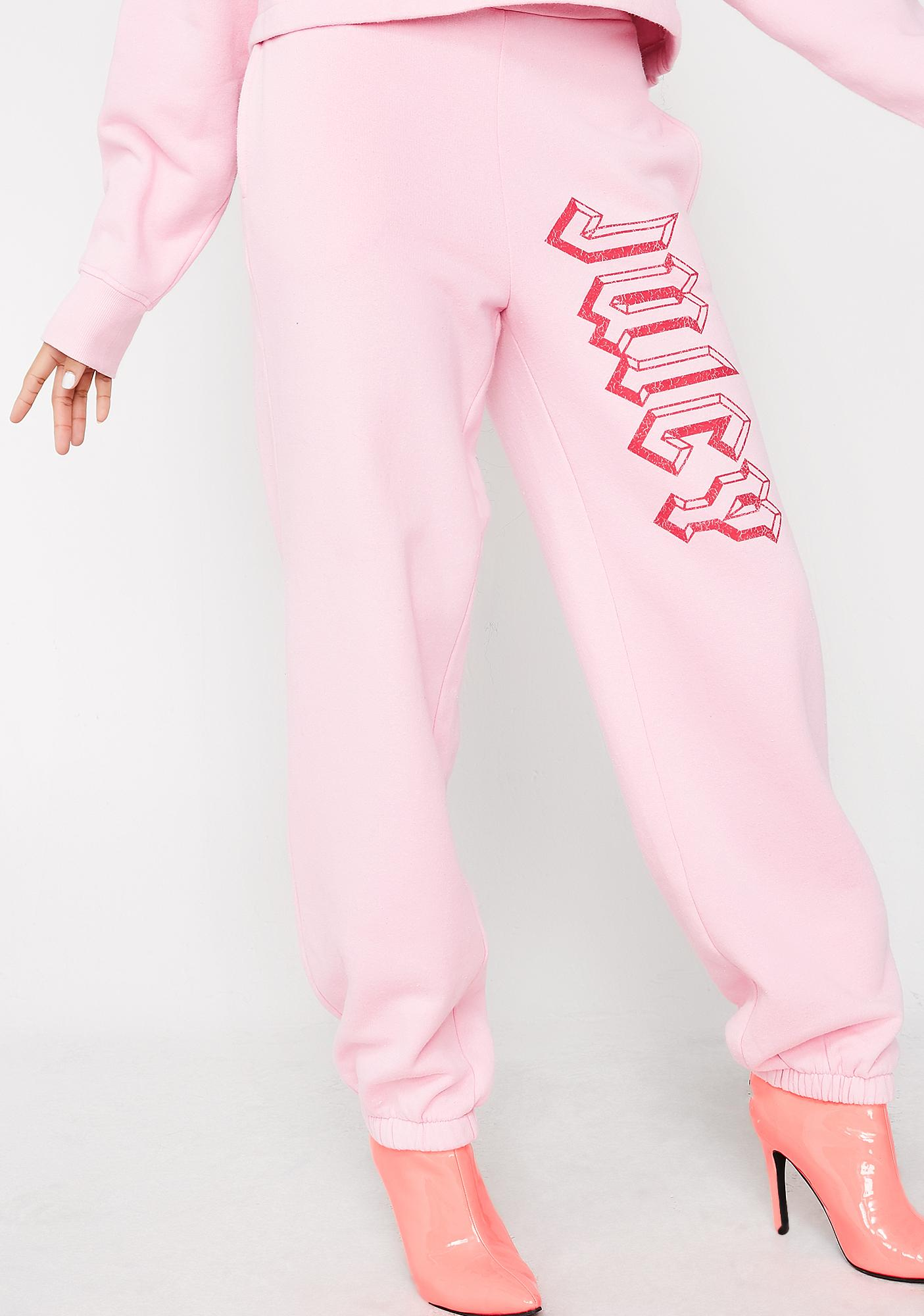 JUICY COUTURE Logo Pants