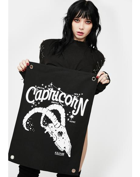 Capricorn Mini Tapestry