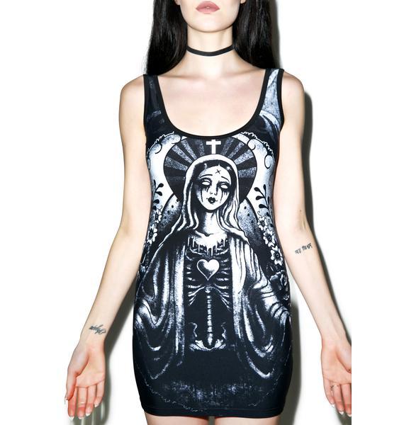 Zombie Mary Bettie Dress