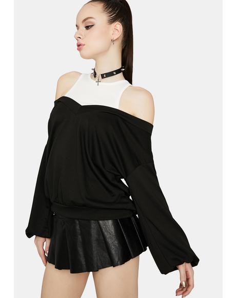Wanna Be Yours Off The Shoulder Top