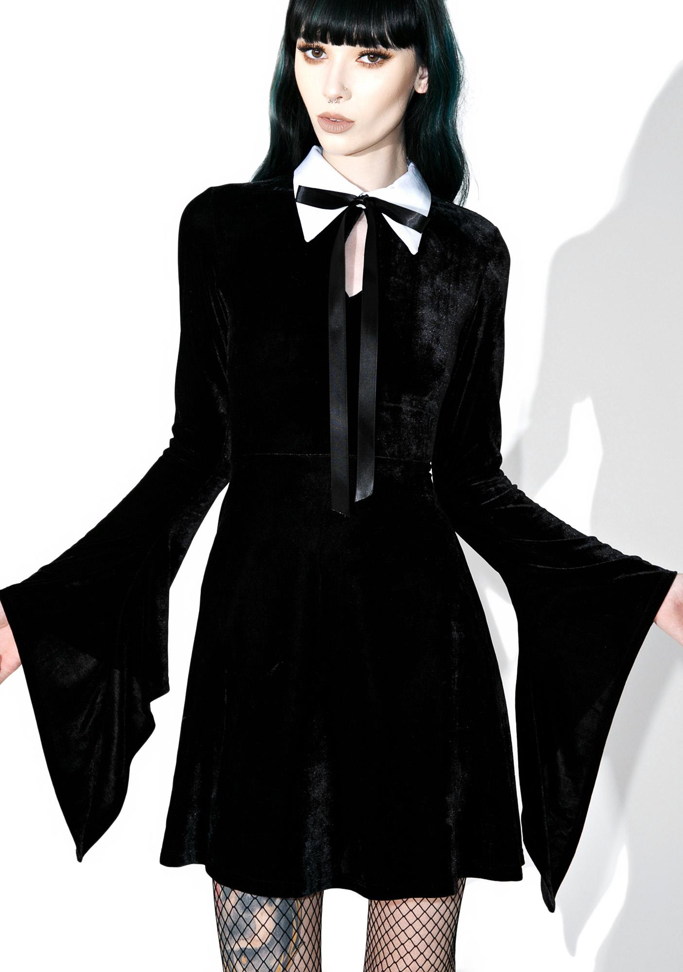 Killstar Stella Shadows Dress