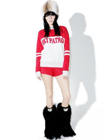 Ski Patrol Cooper Sweatshirt