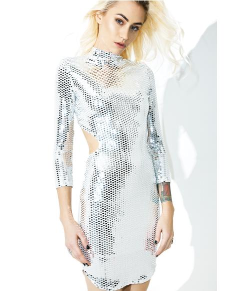 Dancin' By Myself Sequin Bodycon