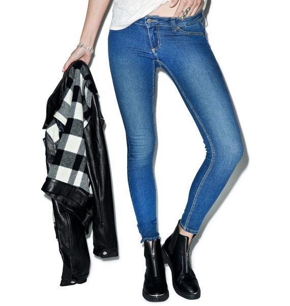 Cheap Monday Low Spray Jeans