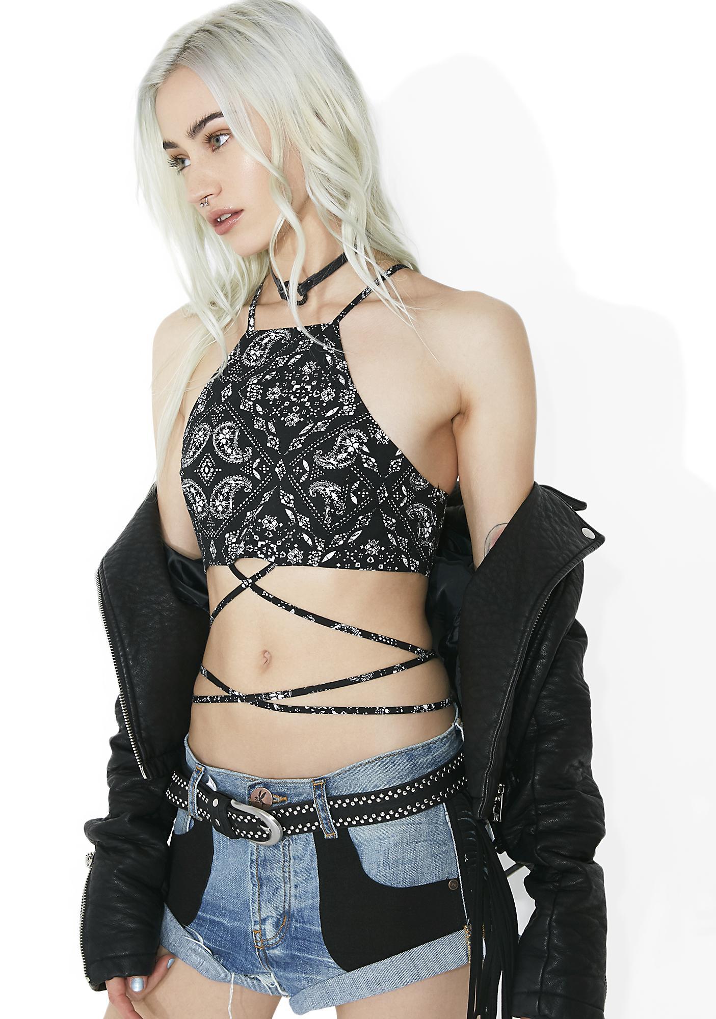 Lira Clothing Ravi Crop Top