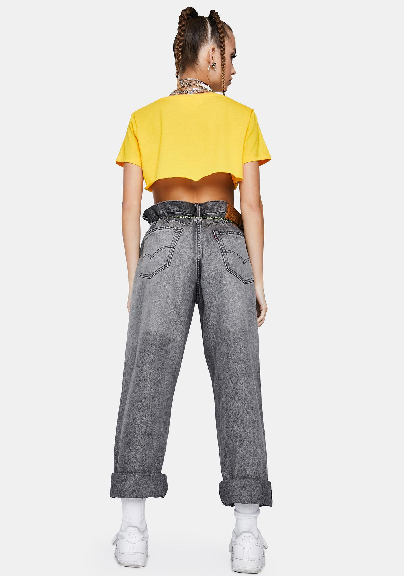 Levis Tannin Gd Stay Loose Denim Jeans