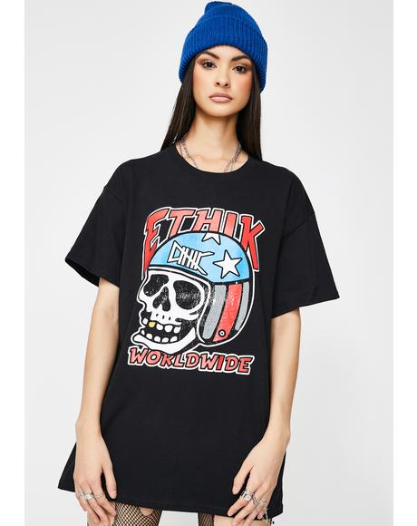 American Graphic Tee