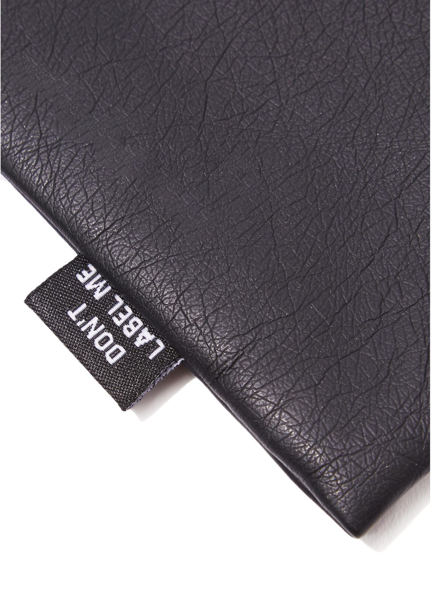 Jac Vanek Left Early Zip Pouch
