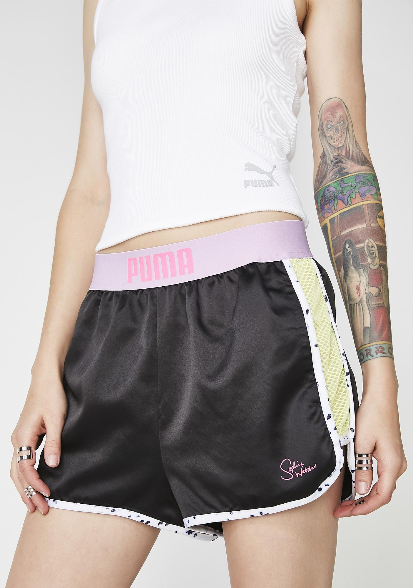 X Sophia Webster shorts