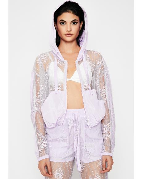 Zero Chill Lace Jacket