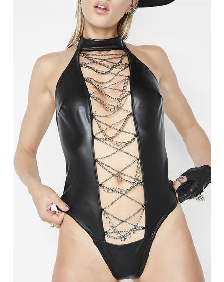Got Me Chained Bodysuit