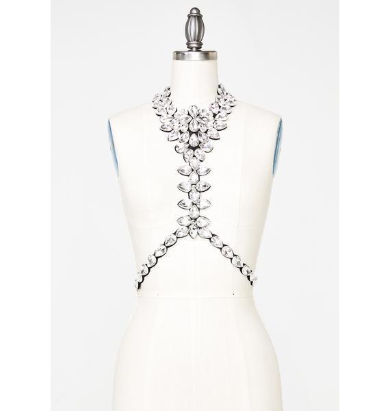Blingin Beauty Jewel Body Chain
