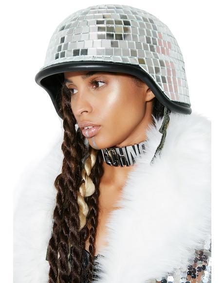 Disco Helmet