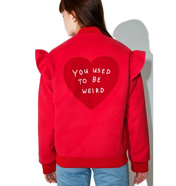 Lazy Oaf Weirdo Jacket