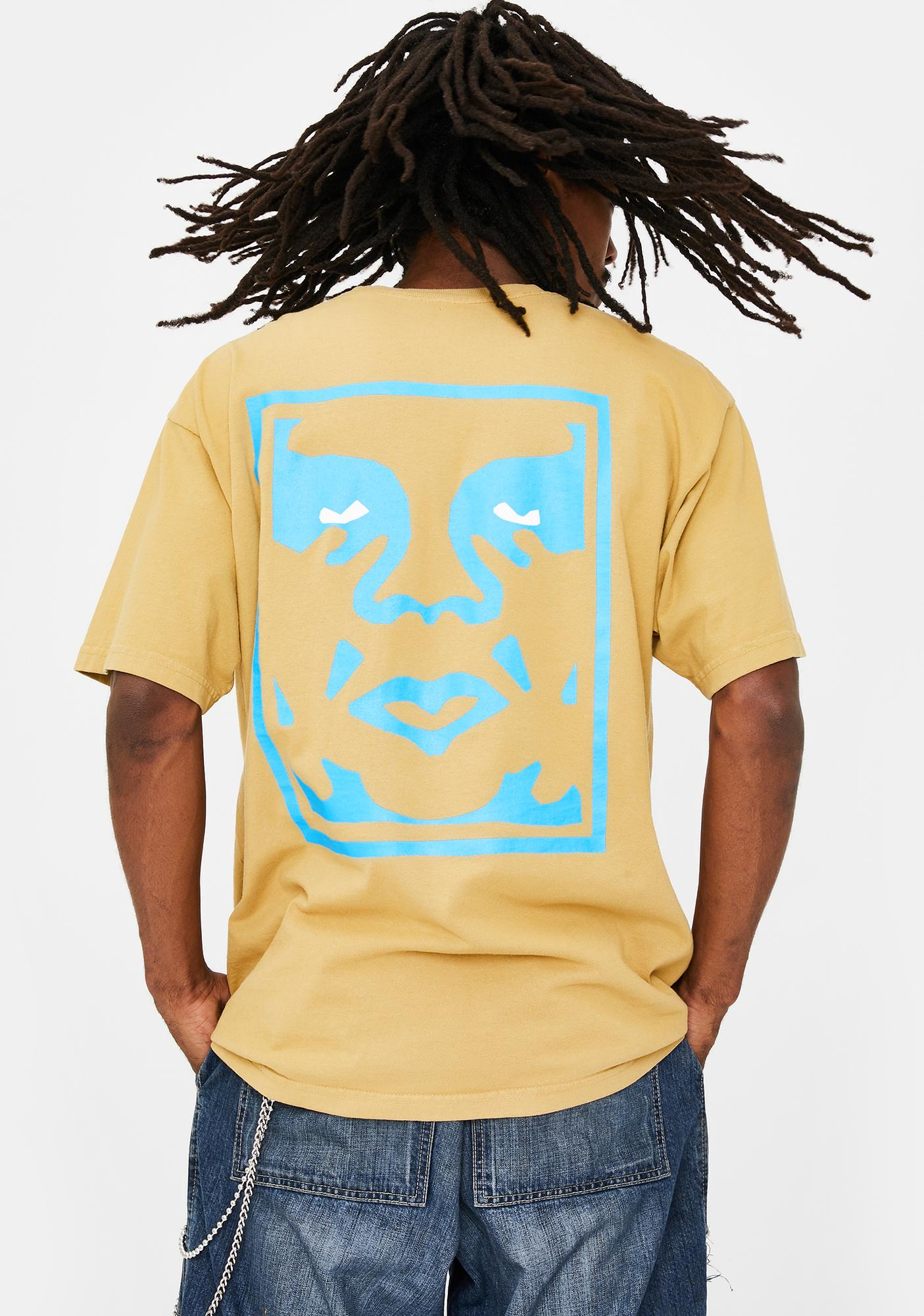 Obey Paper Cut Graphic Tee