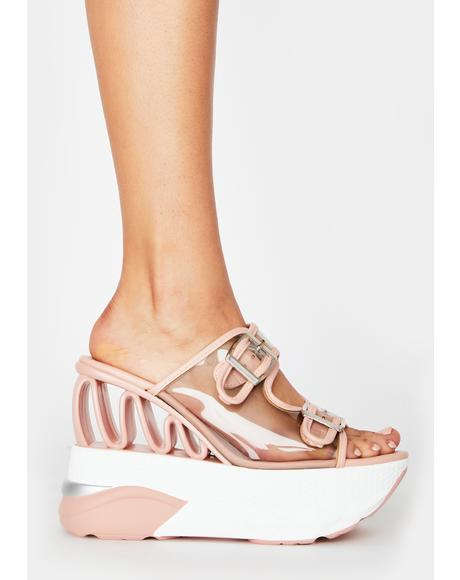 Element Action Sneaker Heels