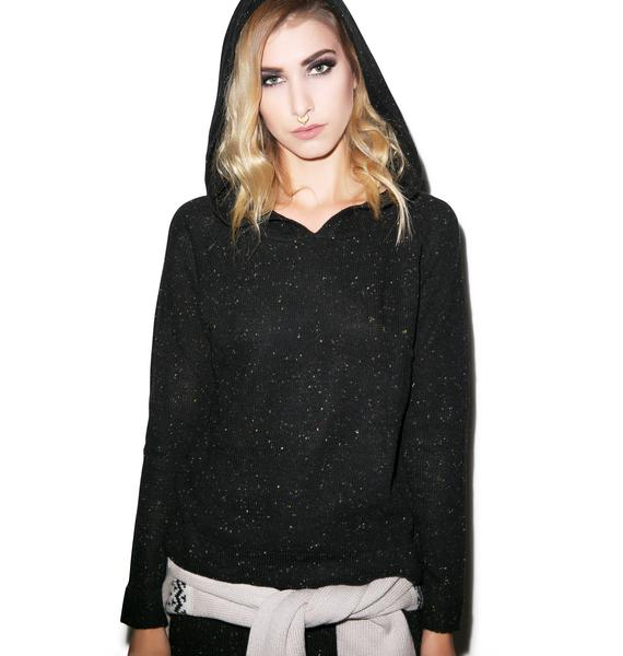 For Love & Lemons Hibernate Hooded Sweater