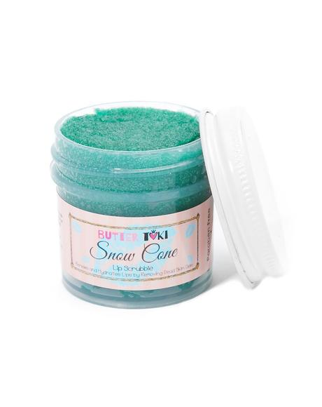 Snow Cone Lip Scrub