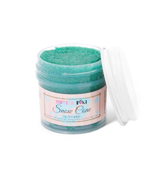 Butter Toki Snow Cone Lip Scrub