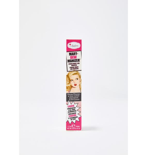 The Balm Mary-Dew Manizer Liquid Highlighter