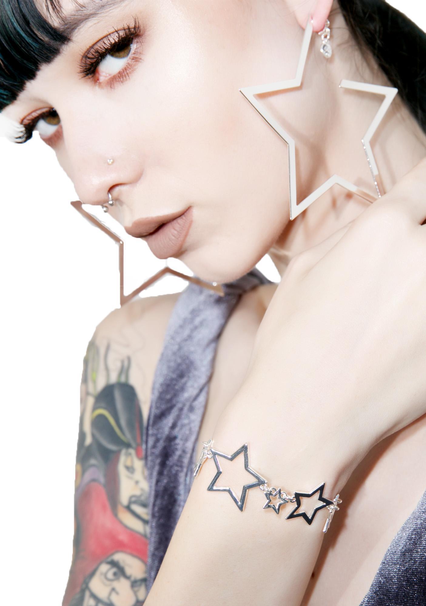 Cheap Monday Star Bracelet