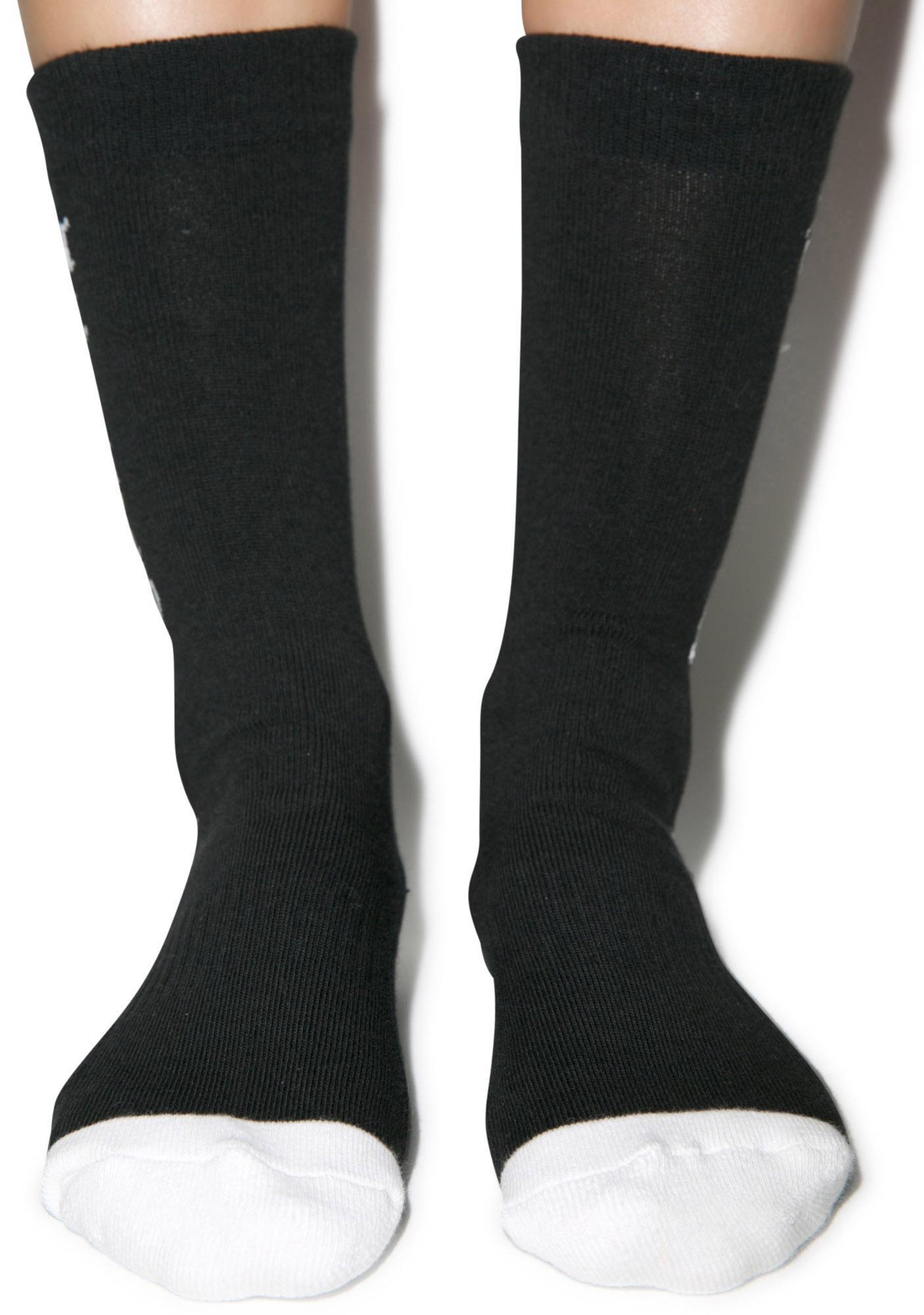 Blackcraft Unholy Socks