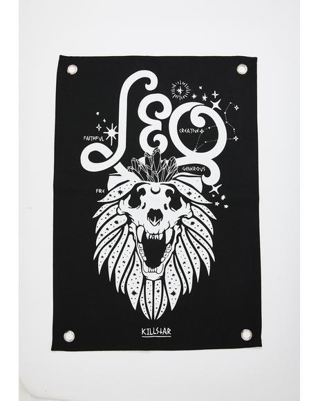 Leo Mini Tapestry