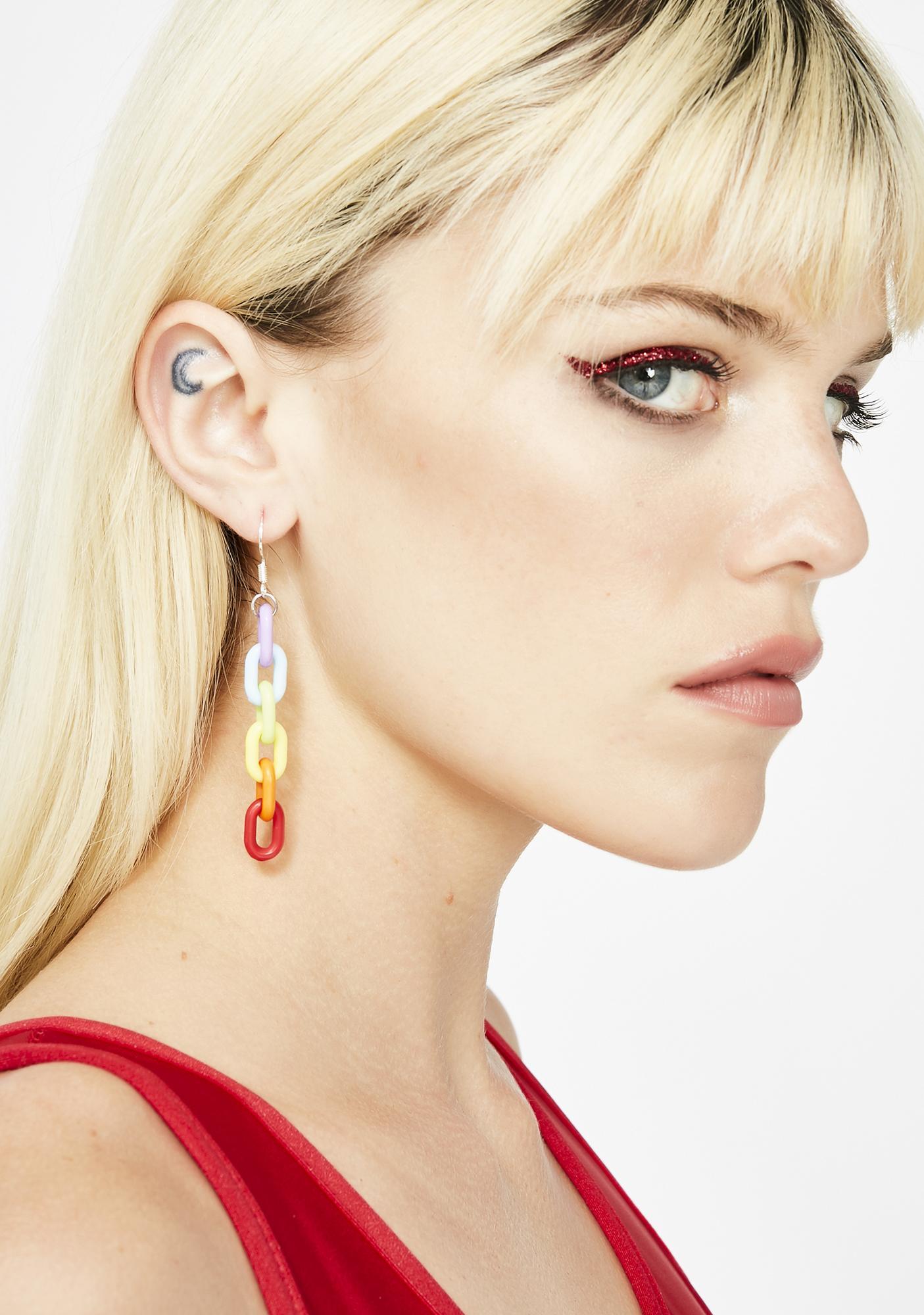 Rainbow Realness Earrings
